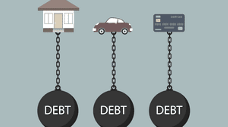 Stay away from Debts