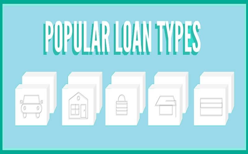 Popular Loan Types