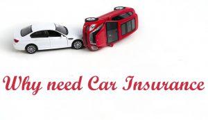 Why need Car Insurance