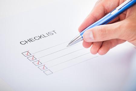 Forex broker checklist