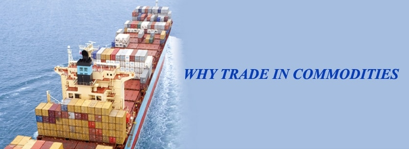 commodity trading services