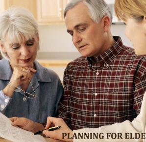 Planning For Elder Care