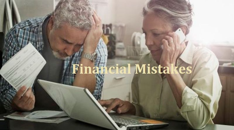 Financial Mistakes
