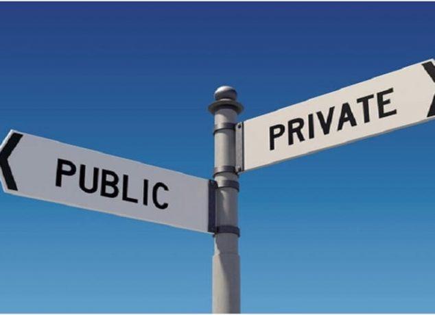 Private to Public
